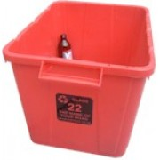 OUTDOOR - Kerbside Box - 55 litre