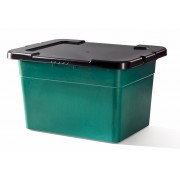 Lid for Grab Rim Box - single - BLACK