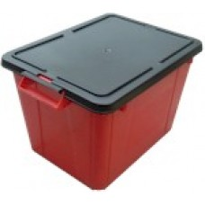 Lid for Kerbside Box - 10 PACK - BLACK
