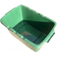 OUTDOOR OR INDOOR - Multipurpose/kerbside box - 55 litre