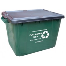 Recycling boxes for Eco Schools