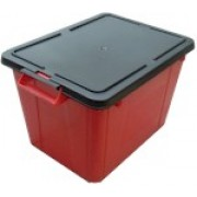Lid for Kerbside Box - single - BLACK